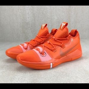 Nike Kobe AD Promo Exodus Orange Basketball Shoes